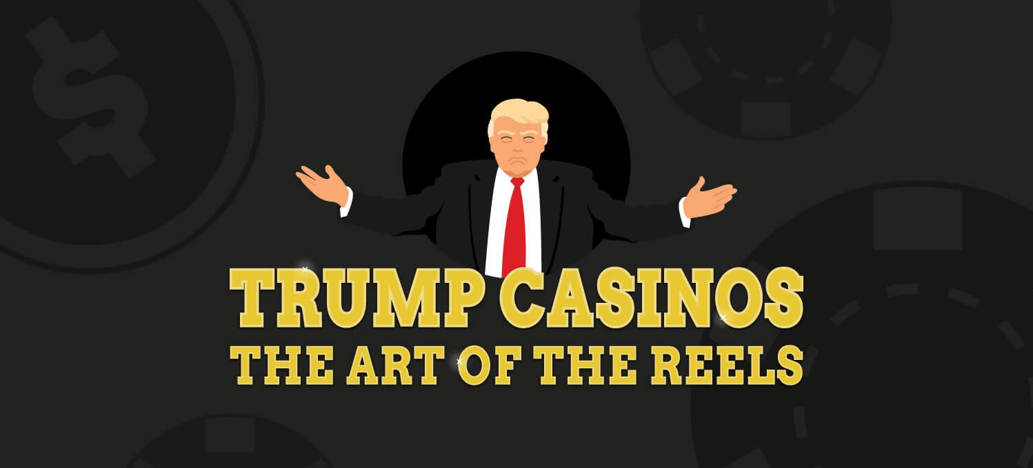 OnlineBingo Publishes Trump Casinos Infographic