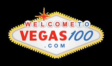 Vegas100 logo