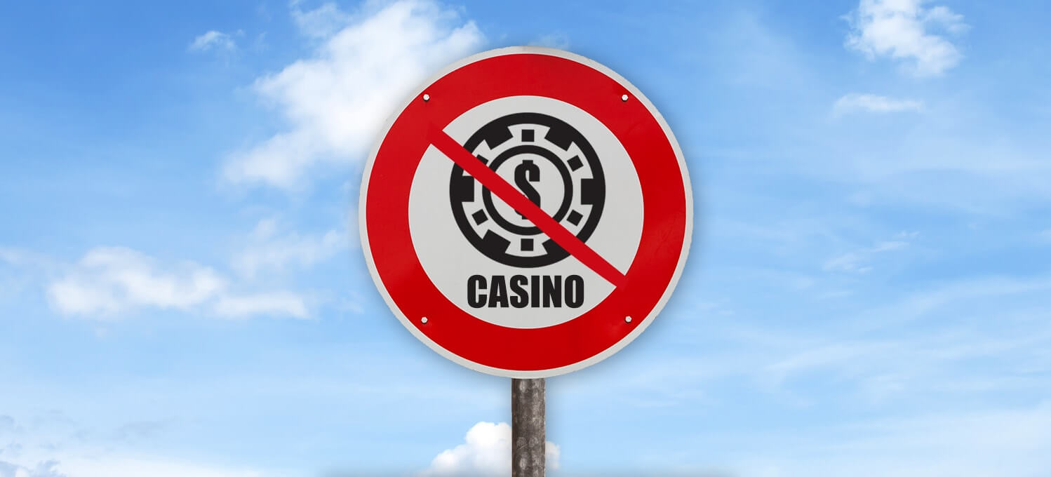 casino banned in some countries