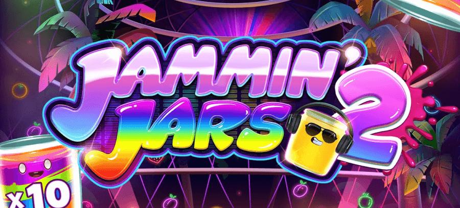 Jammin Jars 2 Header