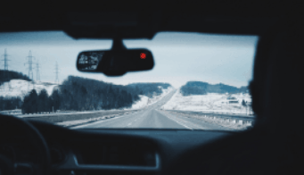 Driving In Snow Thumb