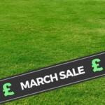 Lawn Turf March