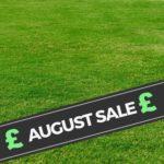 Lawn Turf Banner August