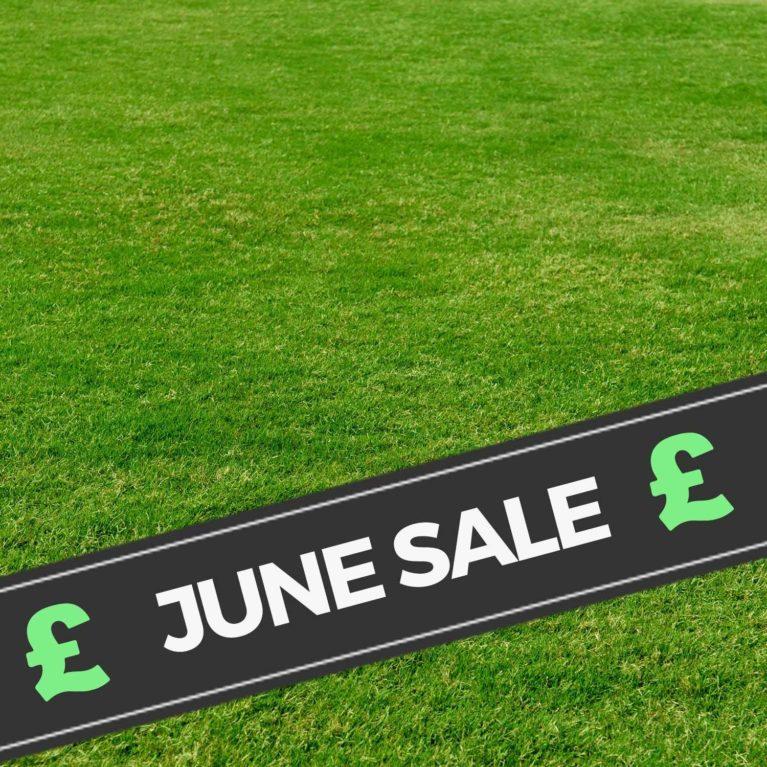 Lawn Turf June
