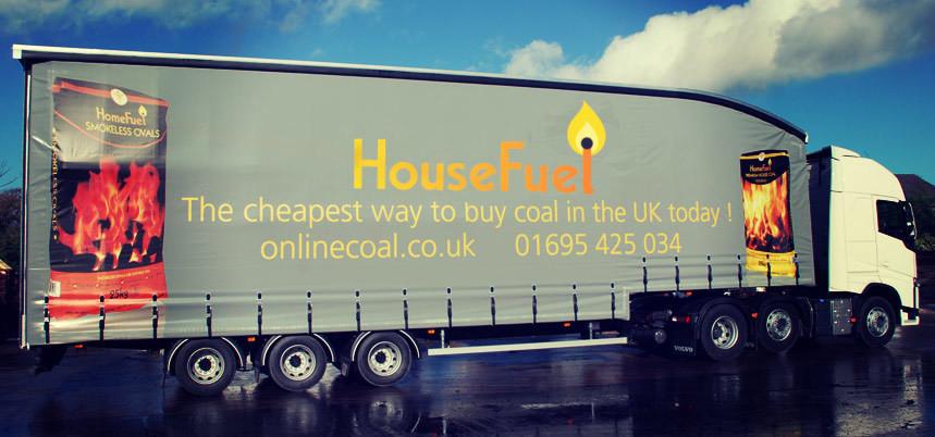 Housefuel Lorry