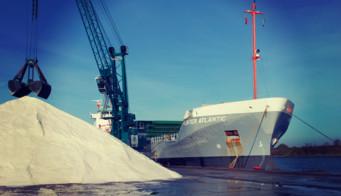 White Salt Production Tn