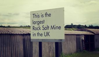 Winsford Salt Mine Visit Tn