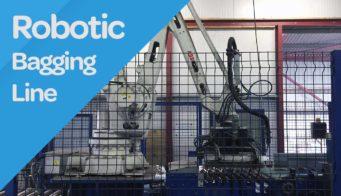 Online Rocksalt Robotic Bagging Plant