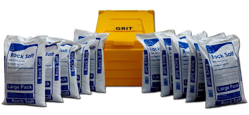 200L Grit Bin Pack