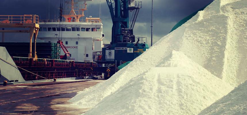 Salt Supply Update
