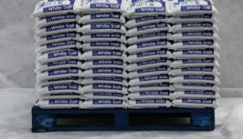 White Salt 5Kg Packs Pallet Shot 1