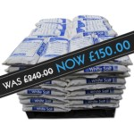 White Salt 10 Full Pallet Sale