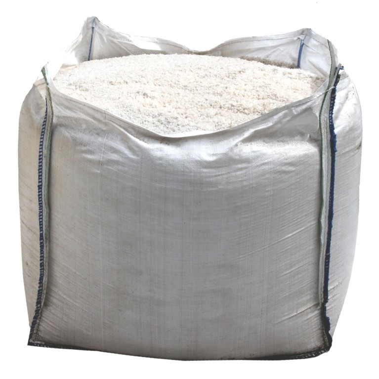 White Salt Bulk Bag