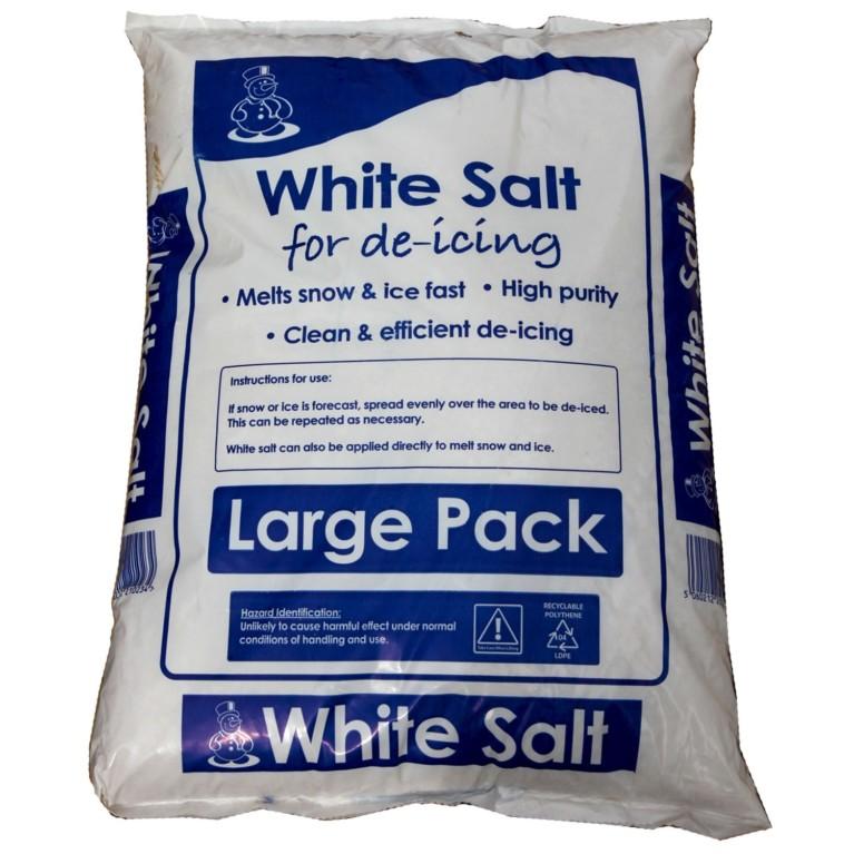 White Salt Large Pack
