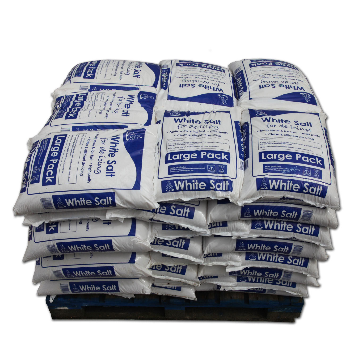 White Salt Large Packs