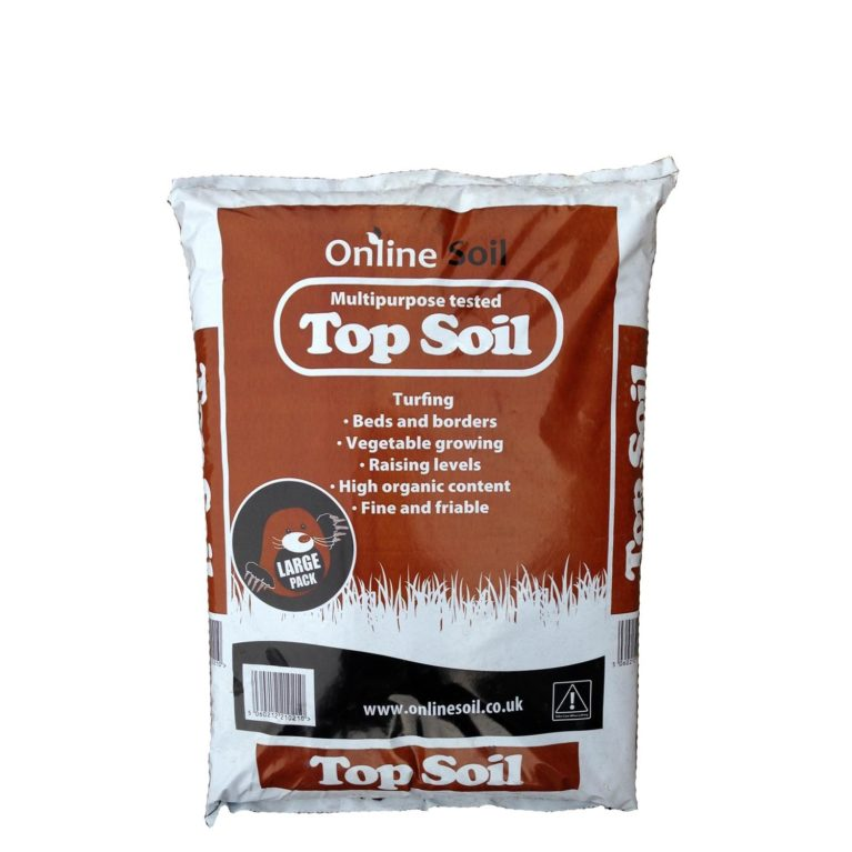 Topsoil Large Packs