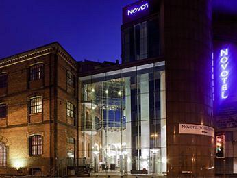 Exterior - Novotel Cardiff Centre