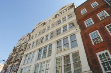 196 Bishopsgate apartments