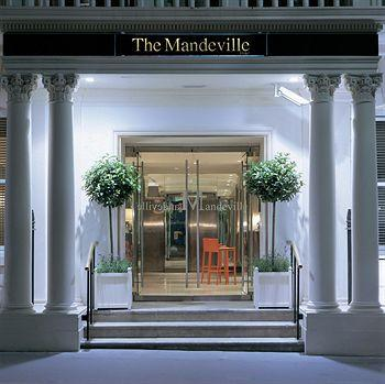 Exterior - The Mandeville Hotel