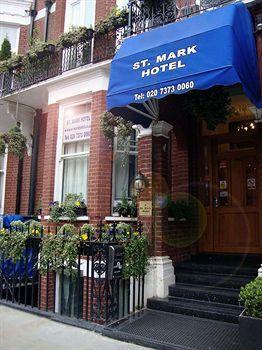Exterior - St Mark Hotel