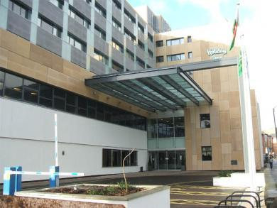 Holiday Inn Cardiff City Centre Hotel