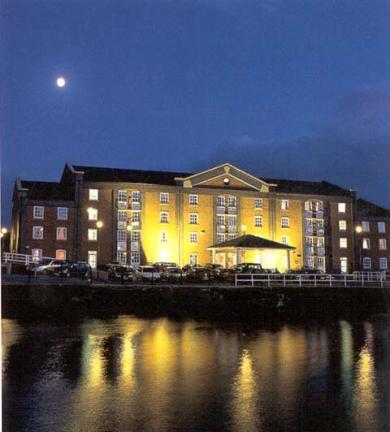 Holiday Inn Ellesmere Port Cheshire