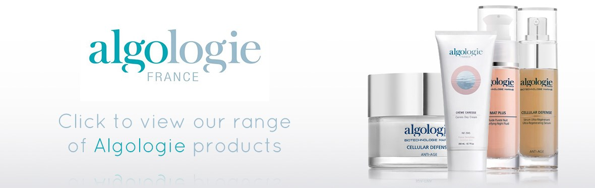 Click to view our Algologie range