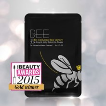 Timeless Truth Bee Venom and Royal Jelly Bio Cellulose Rejuvenating Mask | 30ml each
