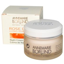 AnneMarie Borlind Rose Dew Night Cream - 50ml | Dry Skin