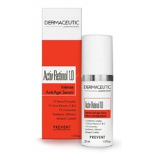 Dermaceutic Activ Retinol 1.0 - 30ml | Intensive Anti-Ageing Serum