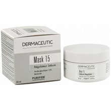 Dermaceutic Mask 15 - 50ml | Oil Reducing Mask