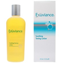 Exuviance Soothing Toning Lotion - 200ml | Improves skin texture