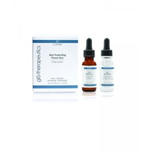 gloTherapeutics Skin Protecting Power Duo - 2 x 15ml