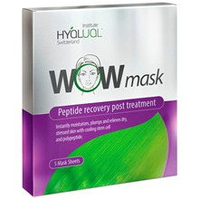 HyaLual WOW Mask - Pk/ 5