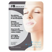 Timeless Truth Moisturising Bio Cellulose Mouth Mask | 10ml each