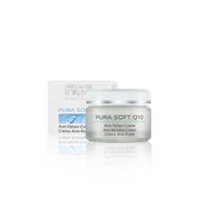 AnneMarie Borlind Pura Soft Q10 Anti-Wrinkle Cream - 50ml