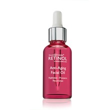 Retinol Anti-Ageing Facial Oil - 30ml