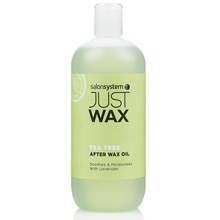 SalonSystem Just Wax Tea Tree After Wax Oil - 500ml