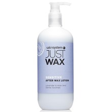 SalonSystem Just Wax Sensitive After Wax Lotion - 500ml
