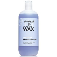 SalonSystem Sensitive Pre Wax Cleanser - 500ml