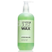 SalonSystem Just Wax After Wax Soothing Gel - 500ml