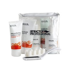 Strictly Professional Pedicure Care Kit - Kit/ 7