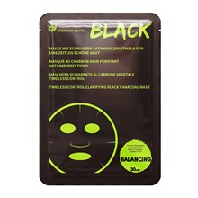 Timeless Truth Timeless Control Clarifying Black Charcoal Mask | 30ml each