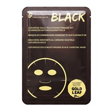 Timeless Truth Luxurious Gold Moisturising Black Charcoal Mask | 30ml each