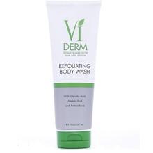 ViDerm Exfoliating Body Wash - 237ml