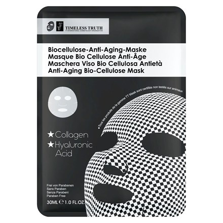 Timeless Truth Anti-Ageing Collagen Bio Cellulose Mask