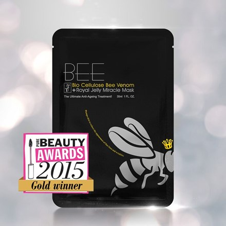 Timeless Truth Bee Venom and Royal Jelly Bio Cellulose Rejuvenating Mask
