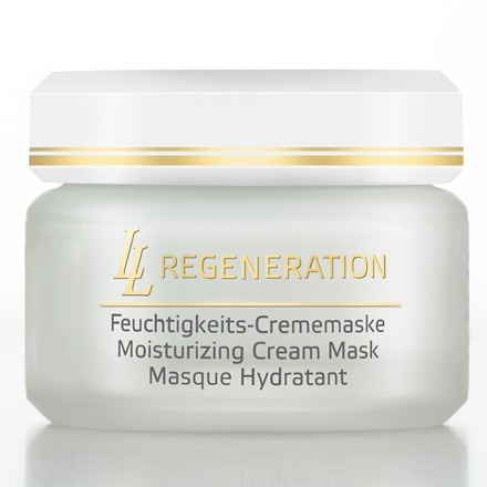 AnneMarie Borlind LL Regeneration Moisturising Mask -  50ml