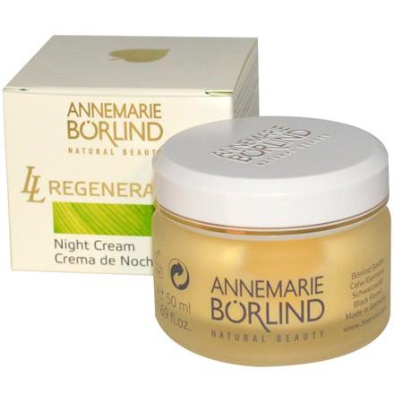 AnneMarie Borlind LL Regeneration Night Cream - 50ml