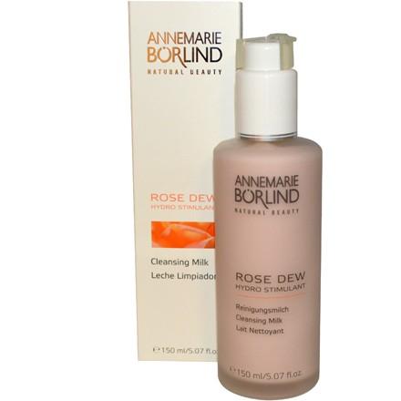 AnneMarie Borlind Rose Dew Cleansing Milk - 150ml